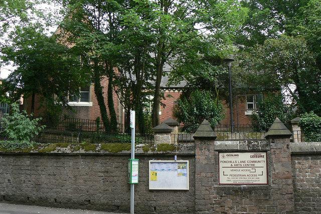 Pondhills Lane Community Centre