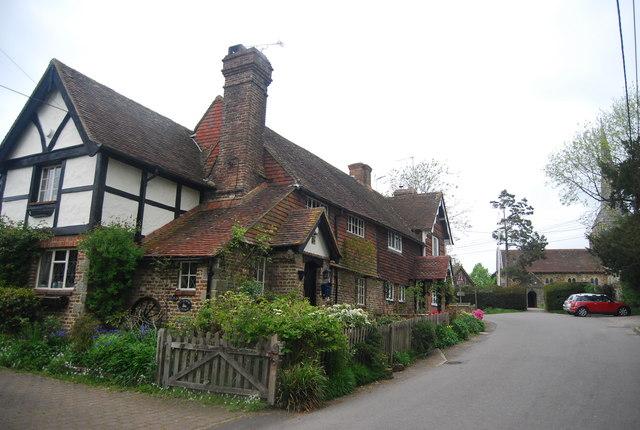 Church Cottage, Church Lane