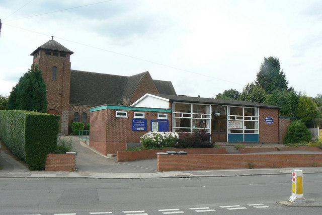 Arnold United Reformed Church