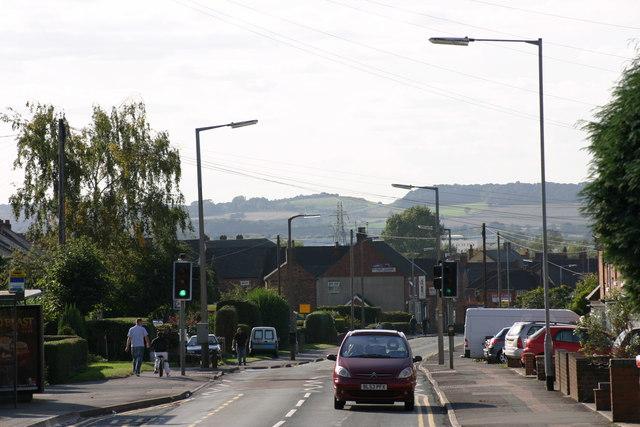 Glascote Road  (B5000)   (2)