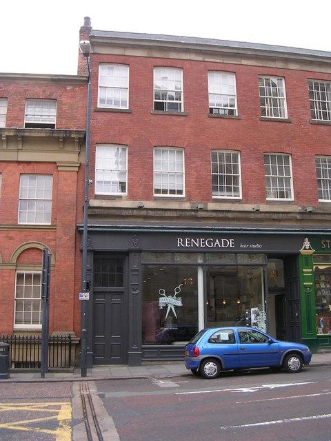 Renegade hair studio - Cookridge Street