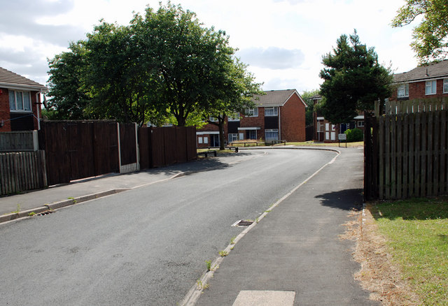 Hillcrest Close, Netherton
