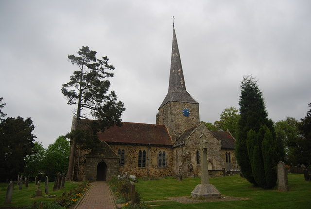 Parish church of St Giles, Horsted Keynes