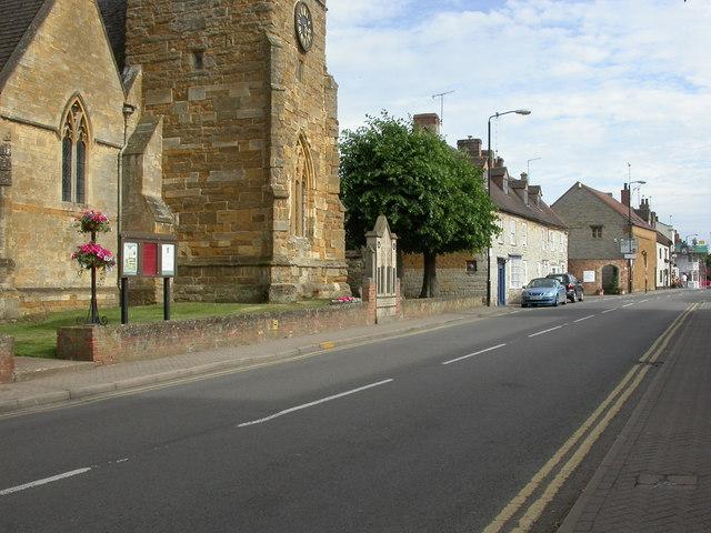 Shipston, war memorial
