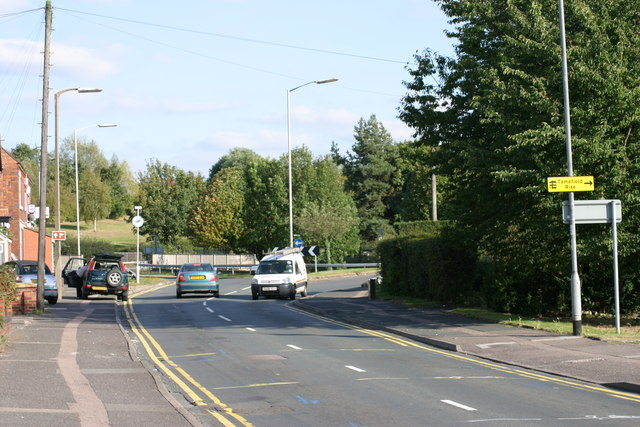 Glascote Road  (B5000)  (3)