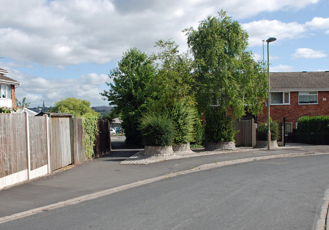 Hillcrest Close, Netherton