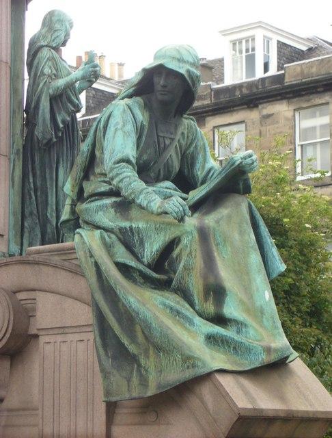 Historia, Coates Crescent