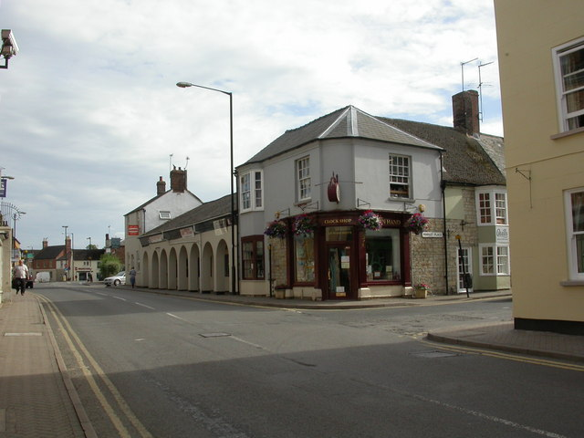 Shipston, Clock Shop