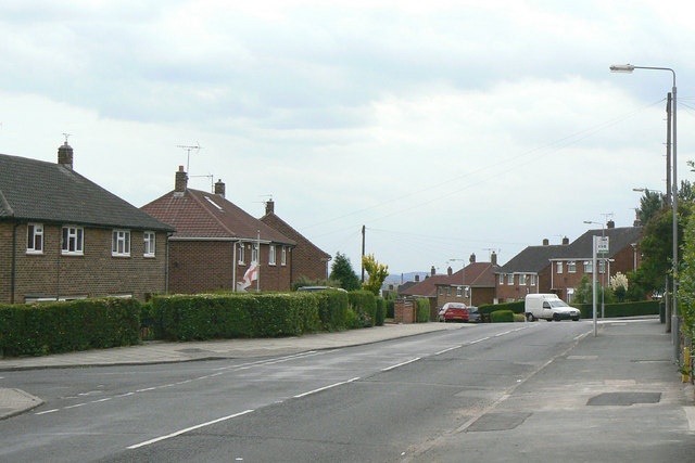 Birchfield Road at Hawthorn Crescent