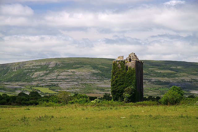 Castles of Connacht: Cahererillan, Galway