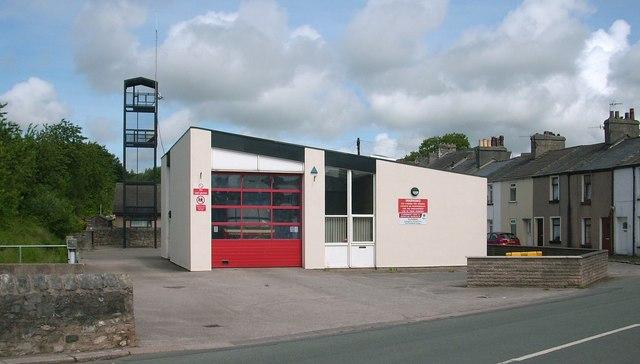 Dalton-in-Furness  Fire Station
