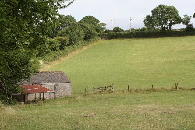 Barns at Lower Trewedna Farm