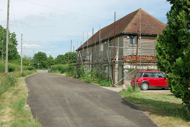 Barn, Westlands Farm