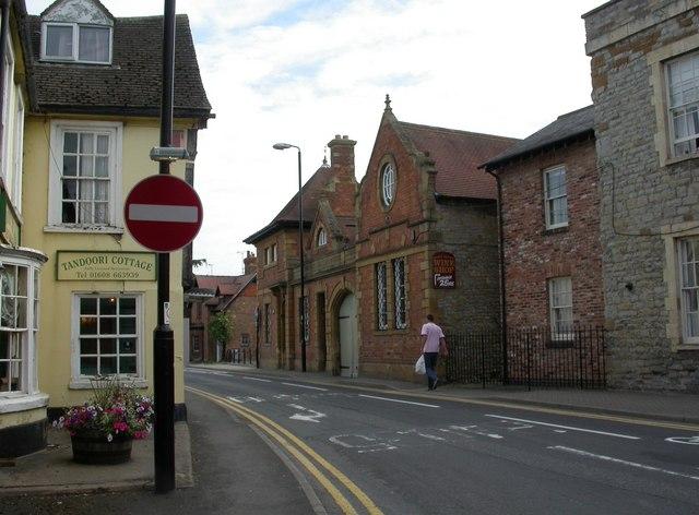 Shipston, wine merchants