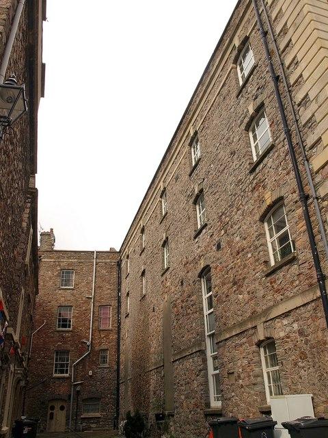 Carter's Buildings, Clifton