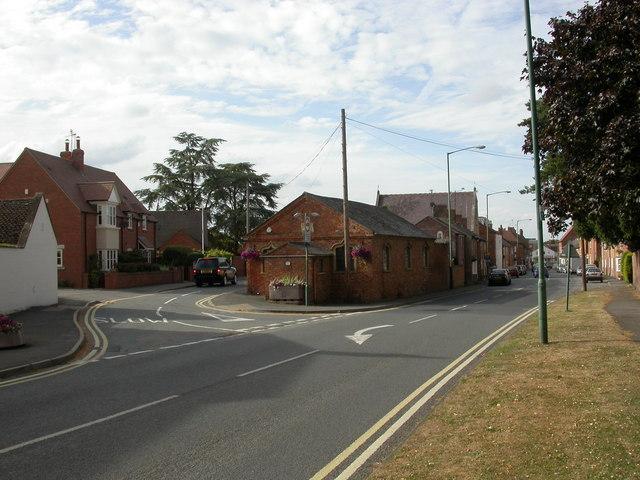 Shipston, former school