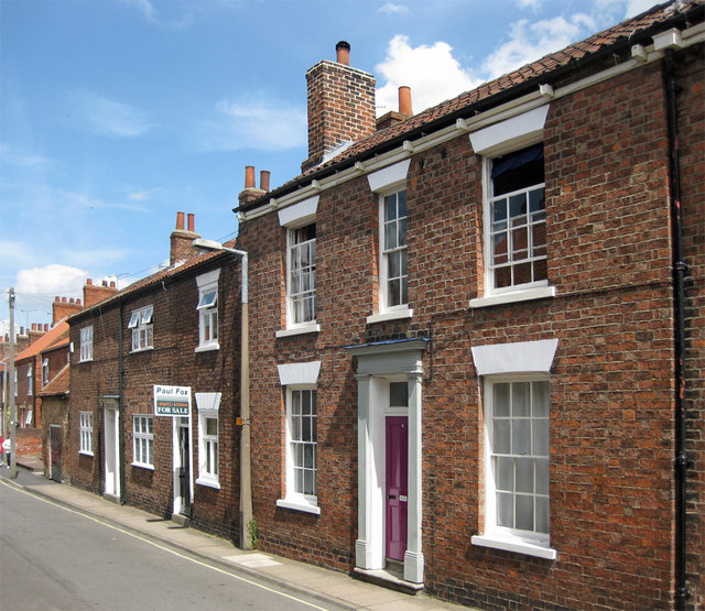 Georgian Houses on Finkle Lane