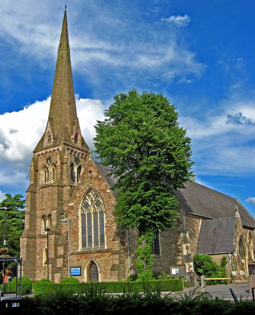 Parish Church of St. Stephen, Church Green