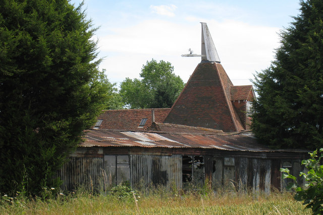 The Oasts, Bletchingley Farm, Pristling Lane, Staplehurst, Kent