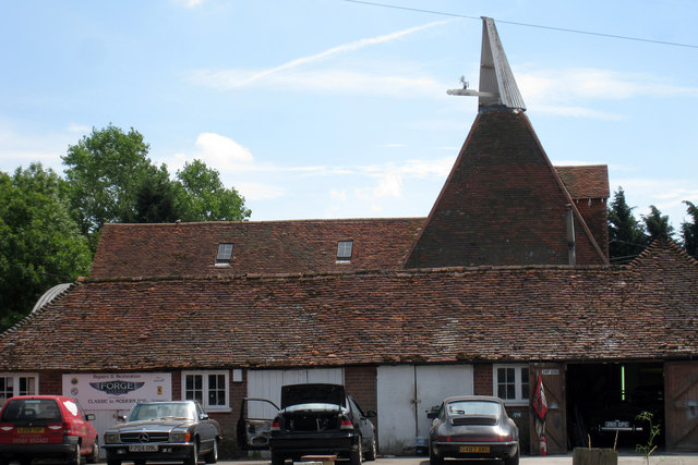 The Oasts, Bletchingley Farm, Pristling Lane, Staplehurst, Kent