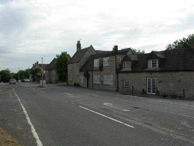 Halford, The Old Post Office House