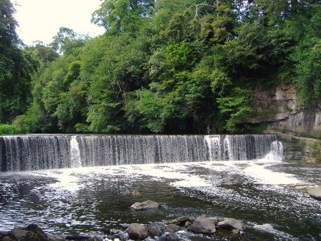 Cramond Falls