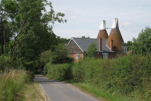 The Oast House, Pristling Lane, Staplehurst, Kent