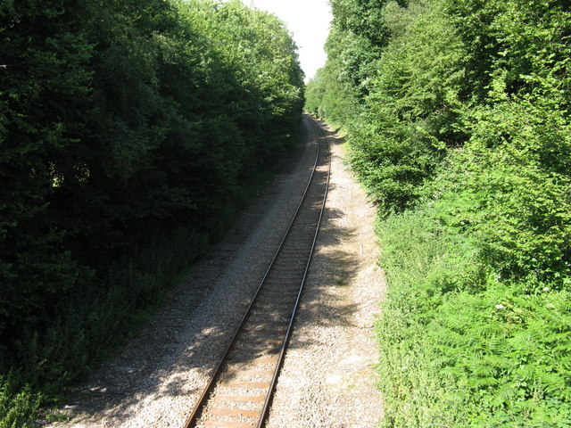 SW on the Uckfield line to Uckfield