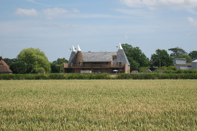 Clarkes Oast, Five Oak Lane, Staplehurst, Kent