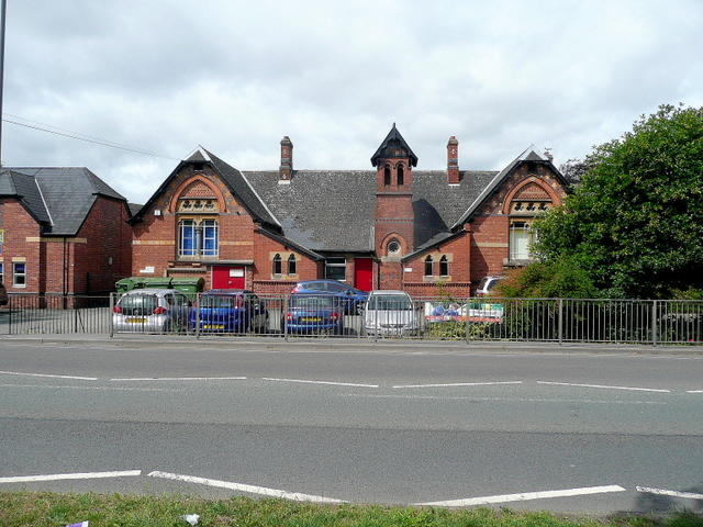 Holmer C. of E. Primary School