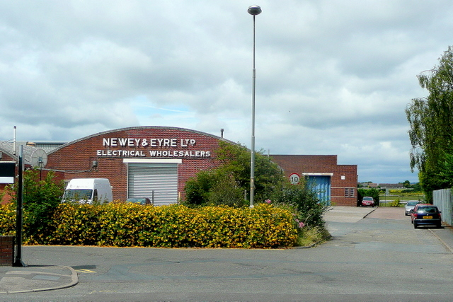Newey & Eyre, Hereford branch