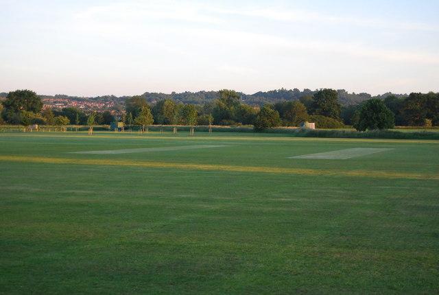 Cricket Square, Tonbridge School Playing Fields