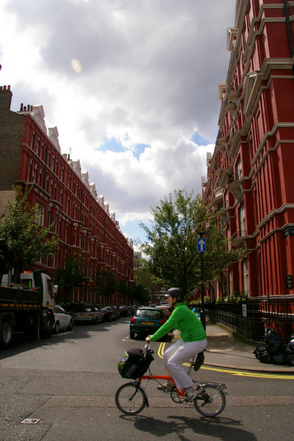 Cabbell Street, London NW1