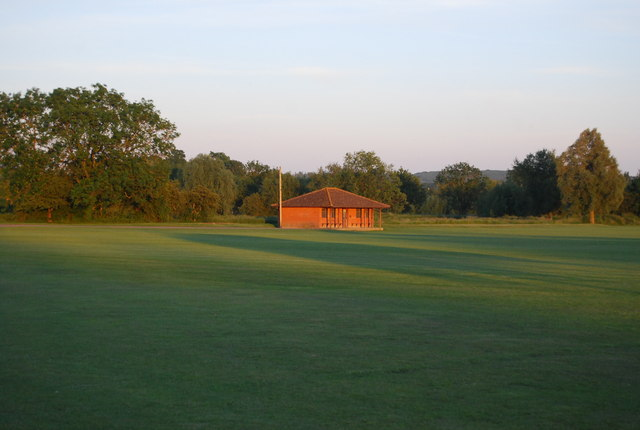 Pavilion, Tonbridge School Playing Fields