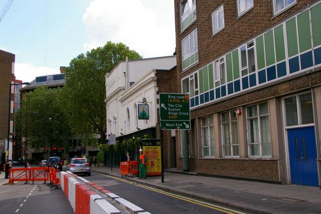 Chapel Street, London NW1