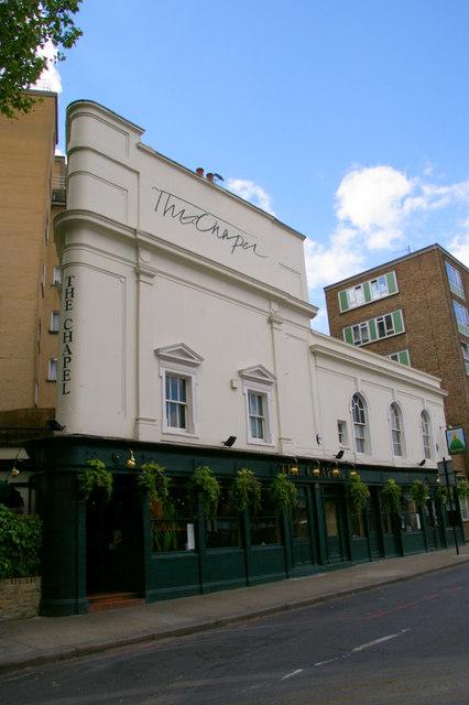 The Chapel, Chapel Street, London NW1