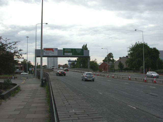 Coventry, Ring Road