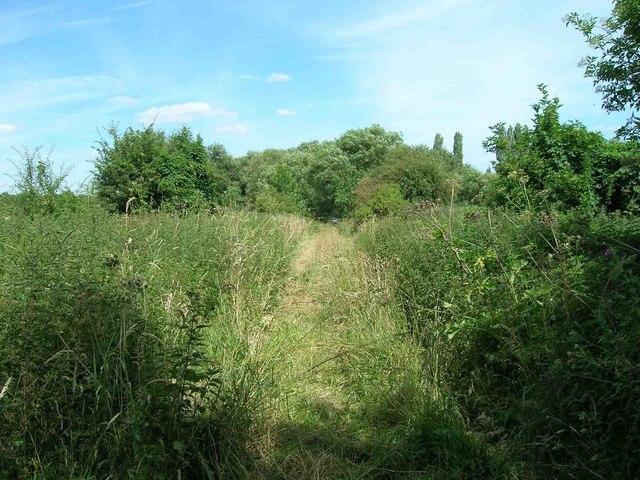 Bridleway to Slack Lane