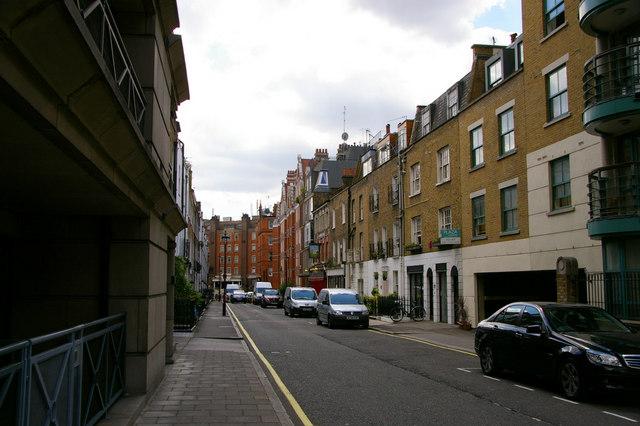 Homer Street, London NW1
