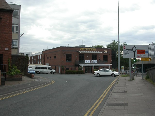 Coventry, night club