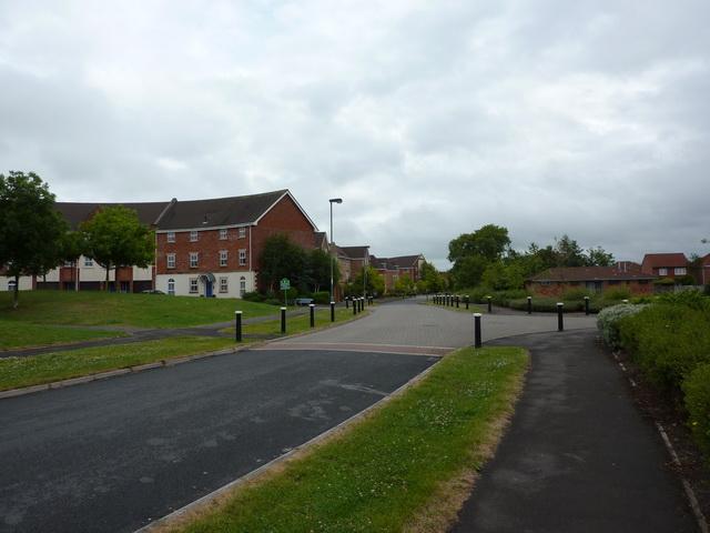 Holland House Road, Walton-le-Dale