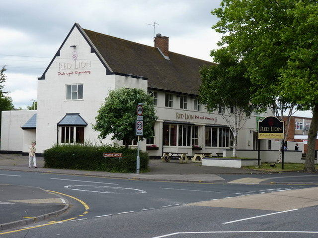 The Red Lion, Willenhall