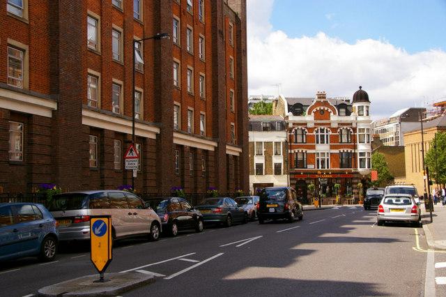 Crawford Street, London NW1