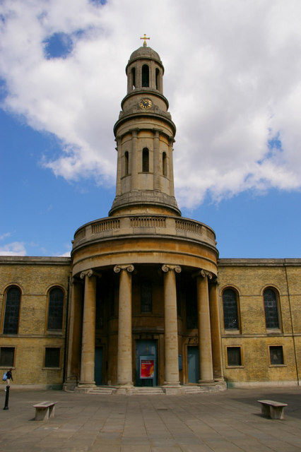 St Mary's Church, Wyndham Place, London NW1
