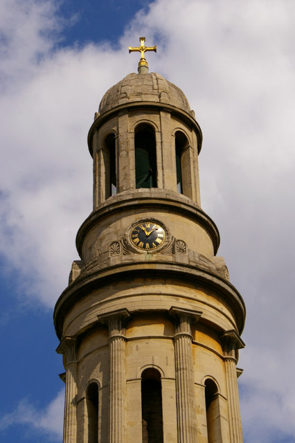 Tower, St Mary's Church, Wyndham Place, London NW1