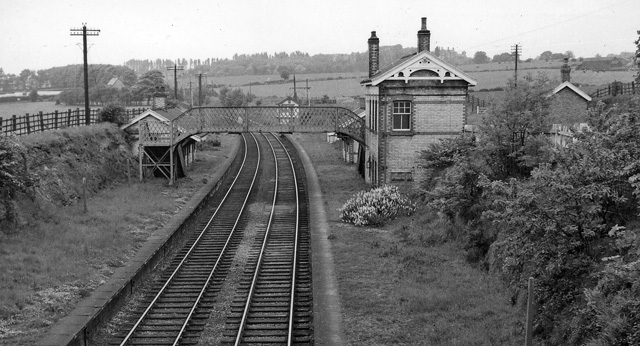 Burton Point Station (remains, ?converted)