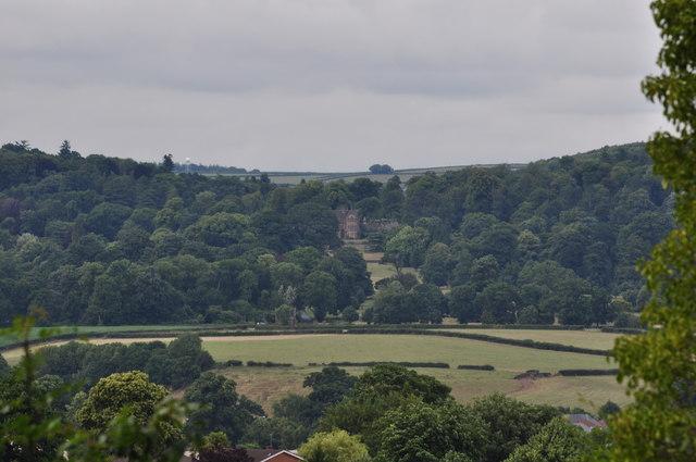 Tiverton : Knightshayes Court