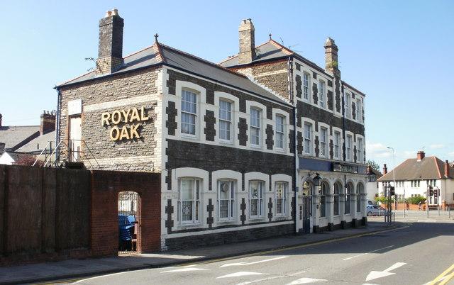 Royal Oak, Adamsdown, Cardiff