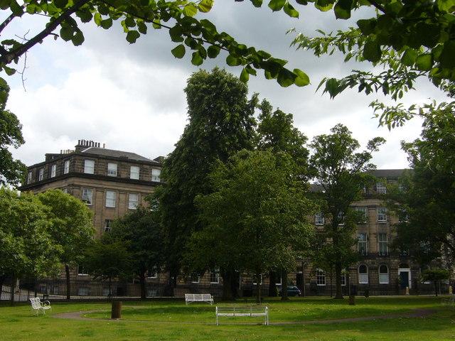 Ainslie Place Gardens