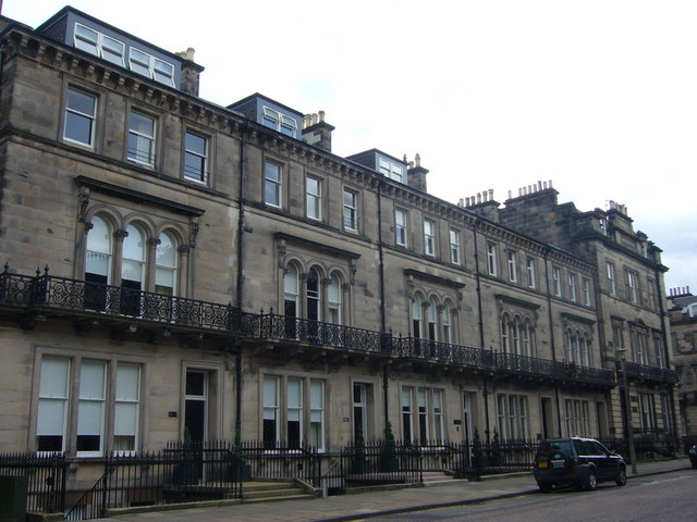 Rothesay Place, West End